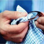 Prevenção: Saiba como manter seus óculos desinfetados