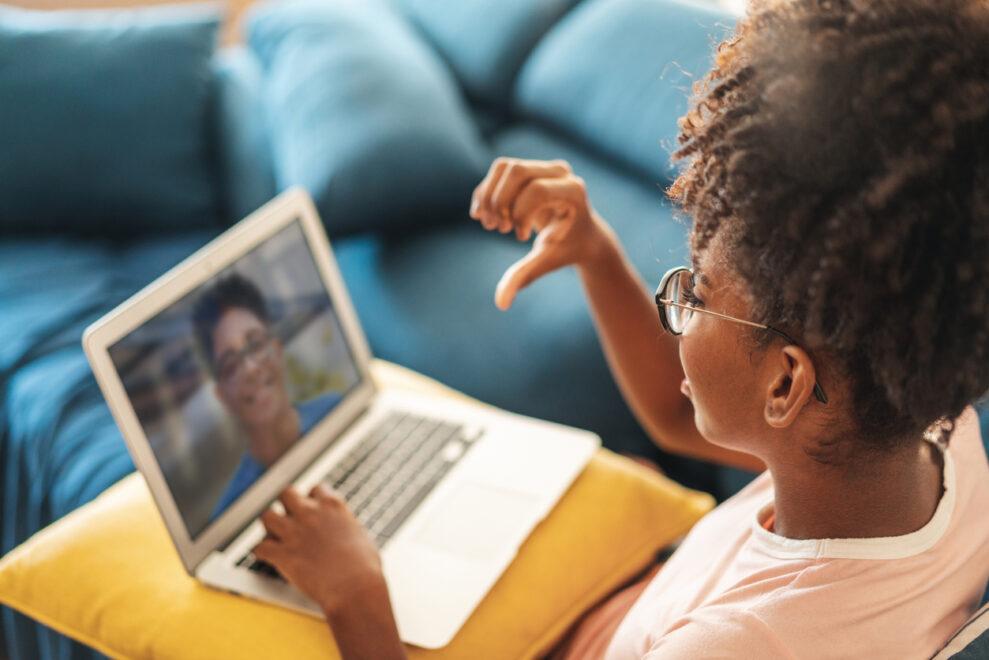 A tecnologia será o meio de comunicação mais usado nessa pandemia (Foto: Internet)