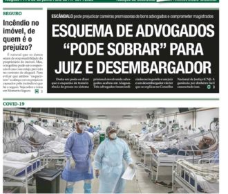 "ESQUEMA DE ADVOGADOS ""PODE SOBRAR"" PARA JUIZ E DESEMBARGADOR"