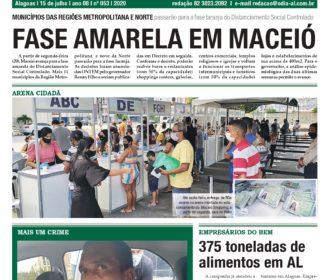 FASE AMARELA EM MACEIÓ