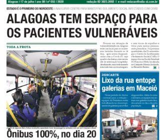 ALAGOAS TEM ESPAÇO PARA OS PACIENTES VULNERÁVEIS