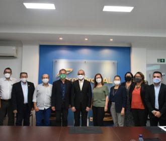 Sistema Fecomércio apresenta propostas do setor a candidatos à Prefeitura de Maceió