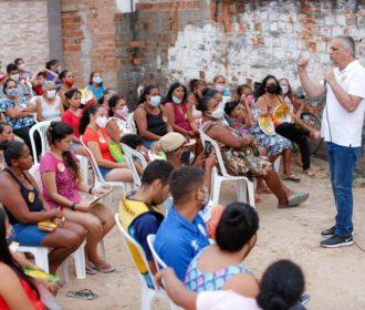 Alfredo Gaspar vai garantir dignidade aos moradores em situação de rua