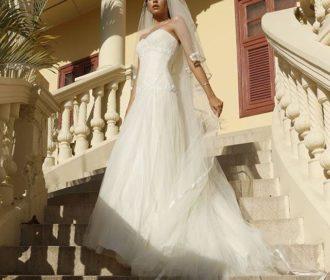 Vestidos de noiva italianos são vendidos para ajudar associação de caridade em Alagoas