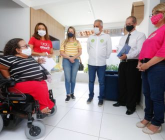 Alfredo Gaspar vai fortalecer políticas de inclusão de pessoas com deficiência