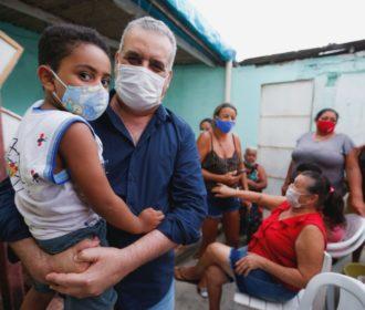 Saúde e Educação na Primeira Infância estão entre prioridades de Alfredo Gaspar
