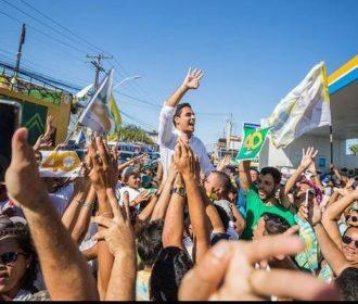 Eleito com 58,64% dos votos, JHC é o novo prefeito de Maceió