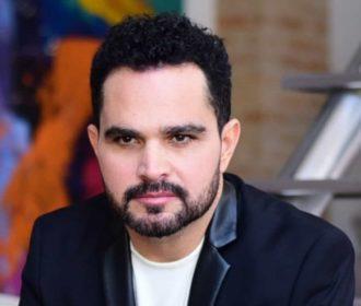 Luciano Camargo contrai Covid-19 após visita ao pai Francisco, internado em Goiânia