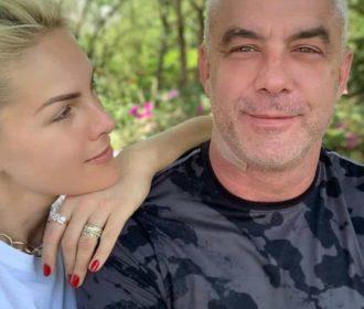 Ana Hickmann se diz confiante na luta do marido contra um câncer