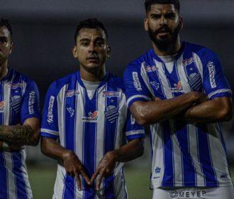 CSA vence o Vitória por 3 a 0 com autoridade