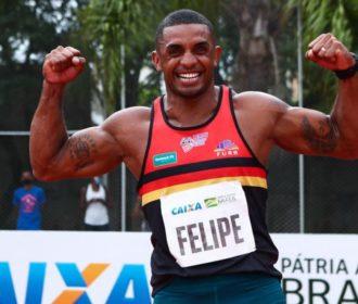 Jogos de Tóquio: Felipe Vinícius dos Santos alcança índice olímpico