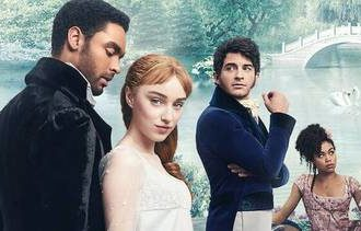 Bridgerton se torna a série mais assistida da Netflix