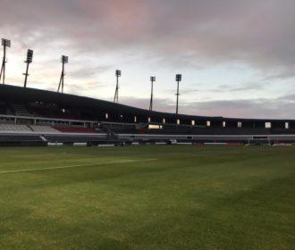 De olho no início da temporada, FAF começa vistoria nos estádios