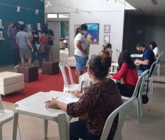 Em Arapiraca, artistas contemplados pela Lei Aldir Blanc assinam termo de compromisso