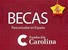 Fundação Carolina abre inscrições para seu programa de bolsas
