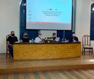 Secretários e vereadores participam da I conferência alagoana da cultura nerd em Maceió