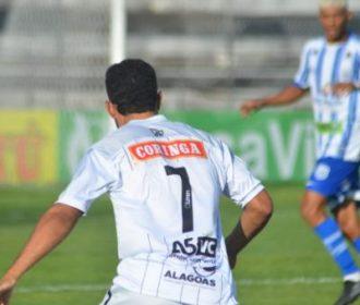 ASA e Jaciobá empatam pela primeira rodada do Campeonato Alagoano