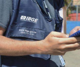 IBGE/Censo 2021 abre concurso com quase 3 mil vagas em Alagoas