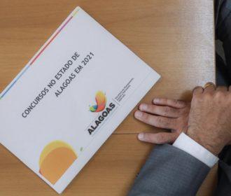 Confira os concursos públicos já autorizados pelo Governo de Alagoas