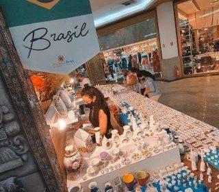 Feira de Artesanato em Maceió reúne cultura de 11 países