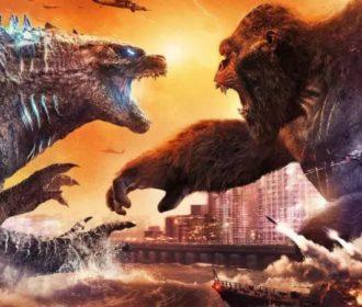 'Godzilla vs. Kong' bate recorde na pandemia