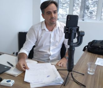 Vereador Joãozinho cobra a sanção do orçamento pelo prefeito de Maceió
