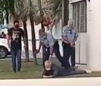 Vídeo: Veja o momento em que italiano é preso após matar esposo de advogada