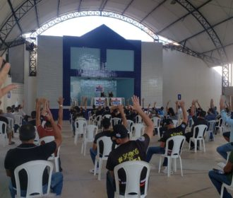 Policiais civis adiam paralisação em Alagoas