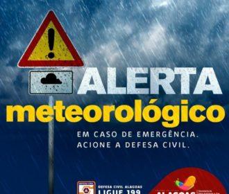 Com previsão de mais chuvas para os próximos dias, Semarh emite alerta para riscos de enchentes