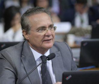 CPI da Covid: Renan Calheiros é indicado para relator e Omar Aziz é eleito presidente