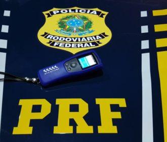 PRF prende duas pessoas em Alagoas durante o feriado de Tiradentes