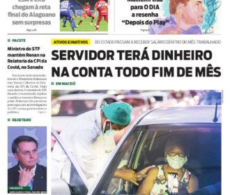 SERVIDOR TERÁ DINHEIRO NA CONTA TODO FIM DE MÊS