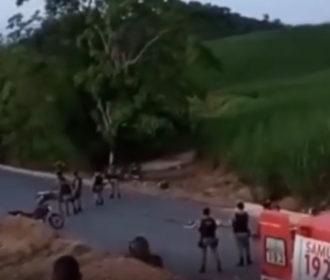 Motociclista morre após manobra arriscada em Rio Largo; Veja o vídeo