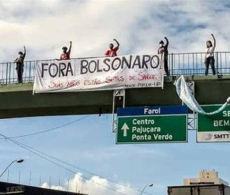 Unidade Popular emite nota contra convite de JHC a Bolsonaro para passear em Maceió