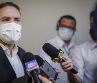 Renan Filho anuncia vacinação para pessoas com comorbidades a partir dos 18 anos