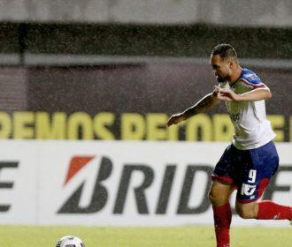 Gilberto marca, e Bahia derrota Guabirá na Sul-Americana