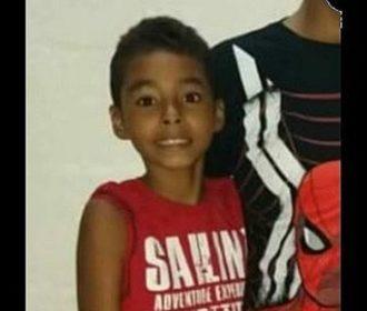 Caso Rhaniel: Polícia investiga relação de suspeito de estupro preso no Clima bom com o assassinato do garoto