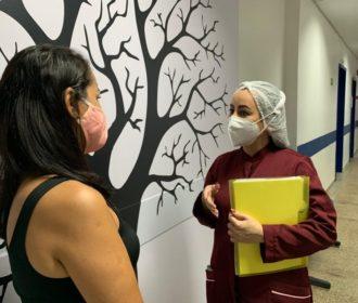 Assistentes sociais asseguram direitos e contribuem com o bem-estar de pacientes do HGE