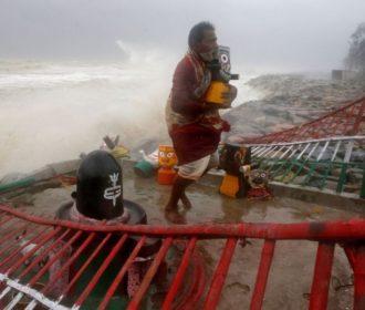 Índia: ciclone já causou duas mortes e danos em cerca de 20 mil casas