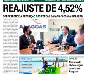 REAJUSTE DE 4,52%