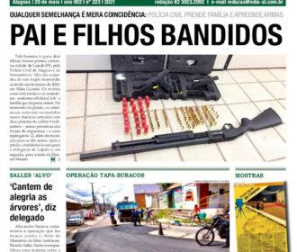 PAI E FILHOS BANDIDOS