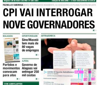 CPI VAI INTERROGAR NOVE GOVERNADORES