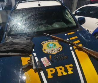 PRF de Alagoas desarticula associação criminosa em Pernambuco