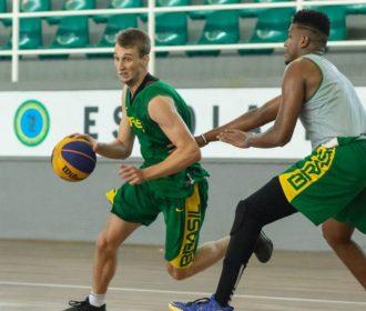 Basquete 3×3: Brasil confia em vaga olímpica, apesar dos rivais