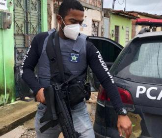 Polícia prende suspeito de estuprar sobrinha em Maceió