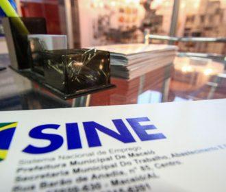 Mais de 100 vagas de trabalho estão disponíveis no Sine Maceió