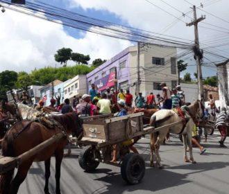 Proposta que proíbe circulação de carroças com animais é tema de debate na ALE