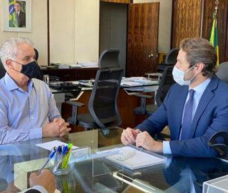 Pedro Vilela leva demandas da agricultura familiar de Alagoas ao governo federal