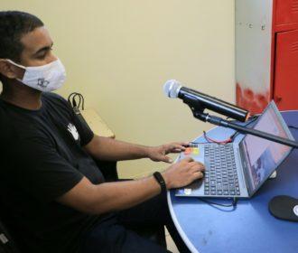 Escola estadual promove parceria com rádio para levar conteúdo educativo para população de Teotônio