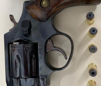 Homem é preso com revólver e munições em Marechal Deodoro